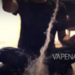 蒸気を吸うトリック101:Vapenado