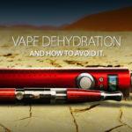 電子タバコで脱水症状を防ぐ方法