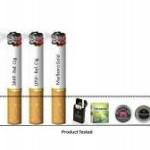 別の研究では、電子タバコの毒素の欠如を示している。
