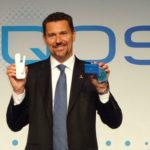 フィリップモリスジャパンが電子タバコ iQOS(アイコス)の発表会を行いました。
