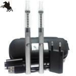 電子タバコ lrider(ライダー)社 400mAh slim cigarette Smart Lambo with changeable coil clear atomizer