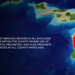 ビッグアイランドビル302:効果的にタバコの使用がすでに禁止されているすべての公共の場での電子タバコの使用を禁止する。